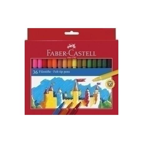 Rotulador Faber-Castell Caja 36