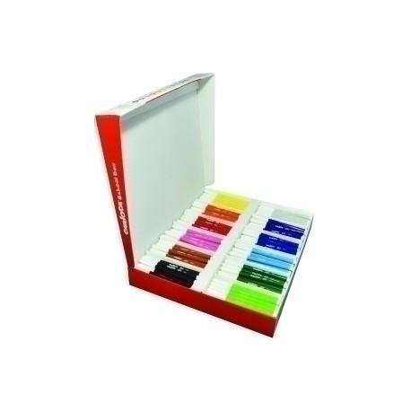 Rotulador Fibra Carioca Joy Classbox Caja De 288