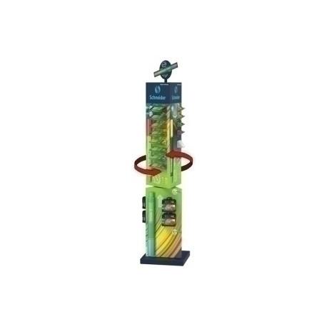 Rotulador Schneider Link-It Modular Surtido Expositor De 376 104x Fineliner 0,4 104x Rotulador 1,0 128x Slider 40x Marcador