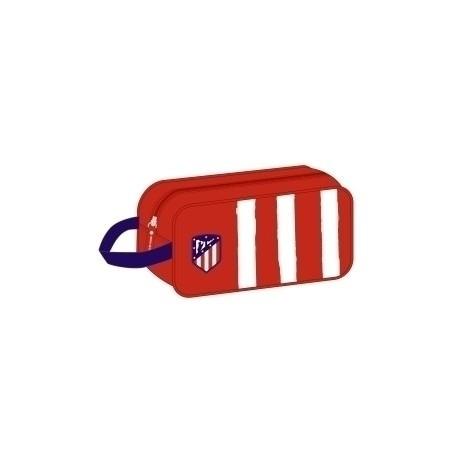 """Safta 2020 Vac (Julio)-Atco. De Madrid """"1ª Equip."""" Zapatillero Mediano"""