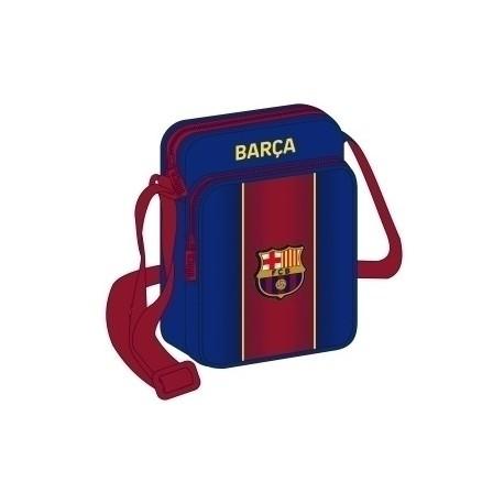 """Safta 2020 Vac (Julio)-F.C.Barcelona """"1ª Equip."""" Bandolera Pequeña"""