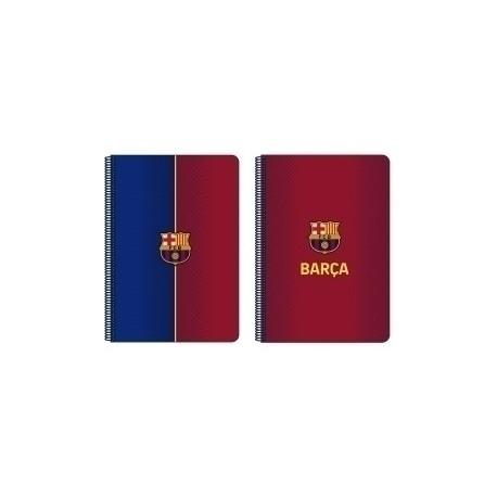 "Safta 2020 Vac (Julio)-F.C.Barcelona ""1ª Equip."" Block Tapa Dura Fº 80h"