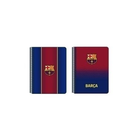 "Safta 2020 Vac (Julio)-F.C.Barcelona ""1ª Equip."" Block Tapa Dura 4º 80h"