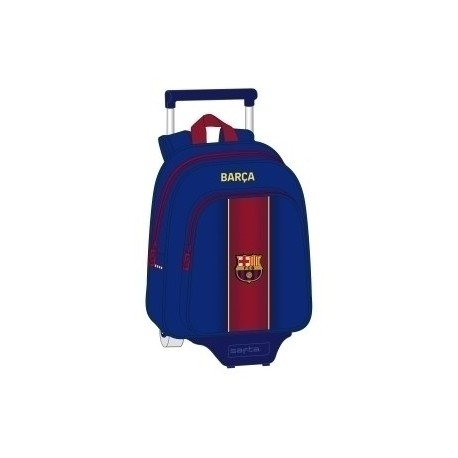 "Safta 2020 Vac (Julio)-F.C.Barcelona ""1ª Equip."" Mochila Grande Con Carro 705"