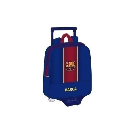 "Safta 2020 Vac (Julio)-F.C.Barcelona ""1ª Equip."" Mochila Grande Con Carro 805"