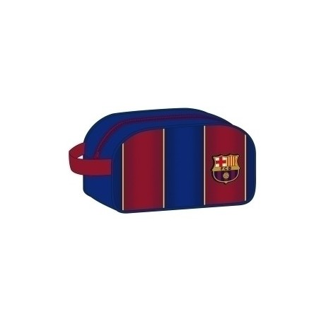 "Safta 2020 Vac (Julio)-F.C.Barcelona ""1ª Equip."" Neceser 1 Asa Adaptable A Carro"