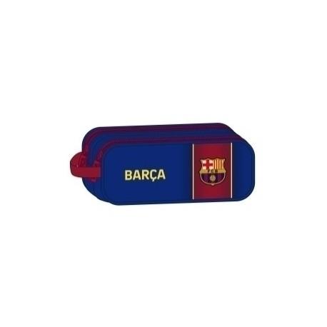 "Safta 2020 Vac (Julio)-F.C.Barcelona ""1ª Equip."" Portatodo Doble"