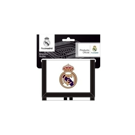 "Safta 2020 Vac (Julio)-Real Madrid ""1ª Equip."" Billetera"