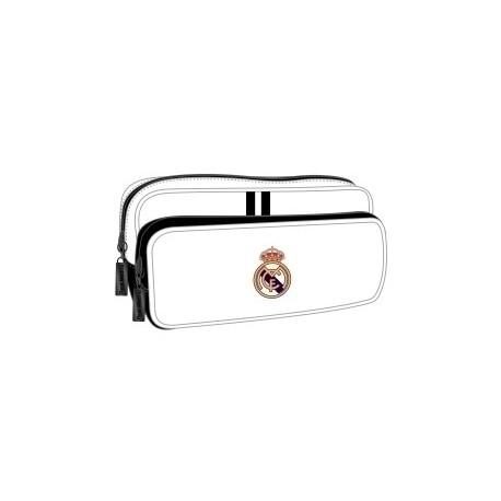 "Safta 2020 Vac (Julio)-Real Madrid ""1ª Equip."" Portatodo Con Bolsillo"