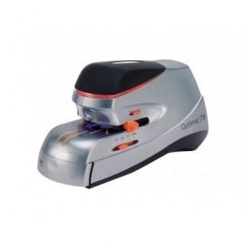 REXEL Grapadora Electrica Optima 70 70 Hojas Adaptador Red Negro/Plata 2102355