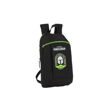 Safta 2020 Vac (Junio)-The Mandalorian Mini Mochila