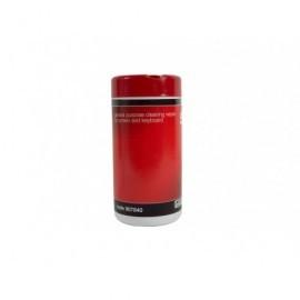 5* Toallitas limpiadoras 100 ud húmedas biodegradables 204-50-100