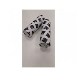 5* Rollo papel téminico fax 216 x 68 x 50 x 25 -912491-