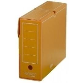 Caja Archivo Definitivo Pp Carchivo Fº 100mm Marron