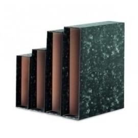 Caja Para Archivador Unisystem Novoclas A4 86mm Negro