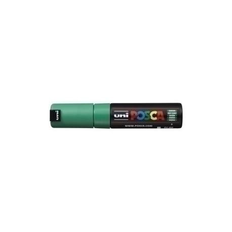 Marcador T.Opaca No Perm. Uni Posca 8,0 (Pc-8k) Verde