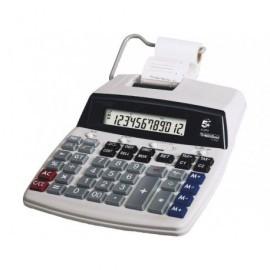 5* Calculadora sobremesa impresión 512PD 12 digitos Pantalla LCD KC-P69PLUS