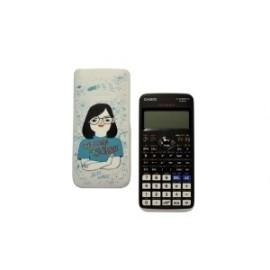 Calculadora Cientifica Casio 10+2 Digitos Fx-570 Spx Women In Science Jess Wade (63x192 Puntos)