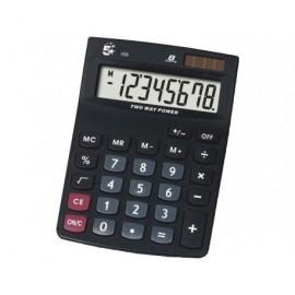 5* Calculadora sobremesa 208 8 dígitos Solar KC-DX120