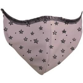 Mascarilla De Proteccion Reutilizable Infantil Fuli Talla S Estrellas Pale