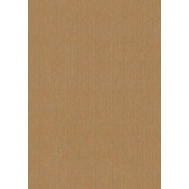 PAPEL de REGALO SOBRE TV 31x50+7 cm (CAJA de 250) KRAFT MARRON ANONIMO