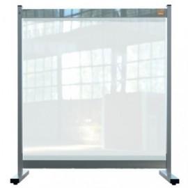 MAMPARA DE PVC ANTICONTAGIO NOBO PREMIUM PLUS SOBREMESA 86x77 cm