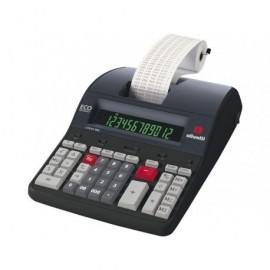 OLIVETTI Calculadora sobremesa impresion LOGOS 902 12 digitos Pantalla LCD B5895000