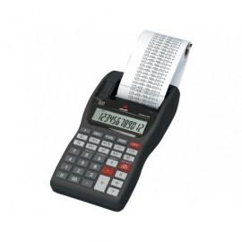 OLIVETTI Calculadora sobremesa impresion Summa 301 12 digitos Pilas B3312000