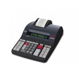 OLIVETTI Calculadora sobremesa impresion Logos 914T 14 digitos Pantalla LCD B5898000