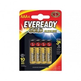 EVEREADY Pilas Alcalinas Pack 4 ud AAA LR03 636034