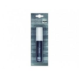 SIGEL Marcador Tiza Artverum Trazo 5-15mm Blanco GL171
