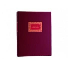 MULTIFIN Libro Acciones nominativas 255x335 50 Hojas 4032638