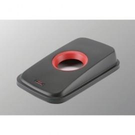 VILEDA Tapas contenedores reciclaje latas Geo 29X49X9 Rojo Para Geo 137664