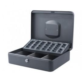 Caja de caudales 3 compartimentos 3 compartimentos Cerradura con llave 8014392