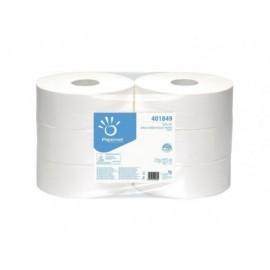 PAPERNET Papel higienico Maxijumbo Pack 6 rollos 401849