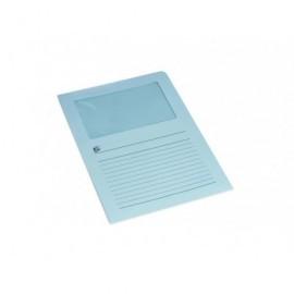 5* Subcarpetas Pack 50 ud Azul claro 120 G