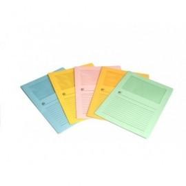 5* Subcarpetas Pack20 ud Colores surtidos 120 G