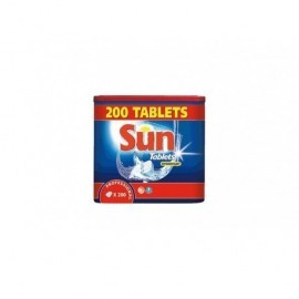 DIVERSEY Detergente Sun Caja 200 ud Pastillas 7515206