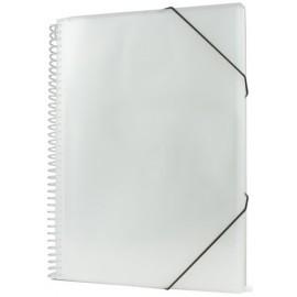 Carpeta Fundas (Tarifario) Pryse Pp Personalizable A4 60 F. Transparente