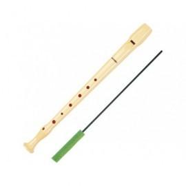 HOHNER Flauta Hohner Marfil Incluye escobilla limpiadora 1680001
