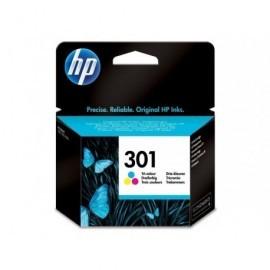 HP Cartuchos inyeccion 301 Tricolor CH562EE