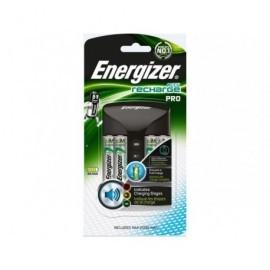 ENERGIZER Cargadores de pilas Inteligent Charger AA/AAA 4 pilas Alimentación Red 639837
