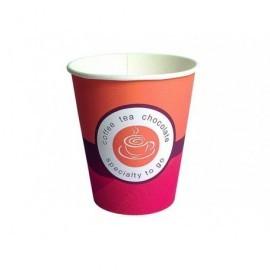 HUHTAMAKI PACK DE 100 VASOS PAPEL PARA CAFÉ SP6 FORMATO 15CENTILITROS REF.SP0006LEI12