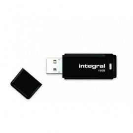 INTEGRAL Memoria USB 2.0 16 GB negro INFD16GBBLK
