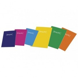 GALLERY LIBRETA A5 CART. PLAST 50 HOJAS HORIZONTAL 70 GRAMOS