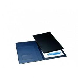 DENNISON Carpeta congresos PVC Folio 240x330mm Negro B0751-NE