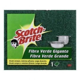 SCOTCH-BRITE ESTROPAJO 190X158MM VERDE REF.RN000972984