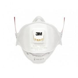 3M Mascarilla Autofiltrante para partículas Serie 3M™ 9332+ Cat.FFP3 REF.XA004837747
