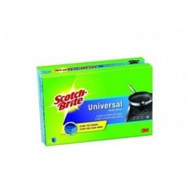 SCOTCH Salvauñas fibra azul no raya duplo UU003643168