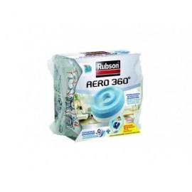 RUBSON Aero 360x1 recargas 450g tableta 2 en 1 absorbe humedad y neutraliza malos olores 1898051